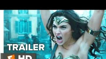 DragonCon - Wonder Woman Trailer: Origin