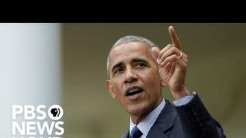 Terrence B. - Check out Former President Obama first speech since leaving