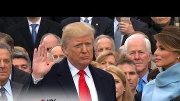 Jaylah Sandoval - Ceremonia de Inauguración de Donald Trump