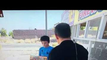 Man Stuff - Young kid obliterates TV reporter on live TV...
