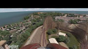 Dave Kent - Take a Ride on Steel Vengeance