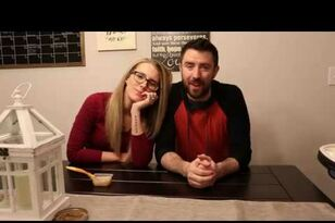 WATCH: My wife made me try baby food!