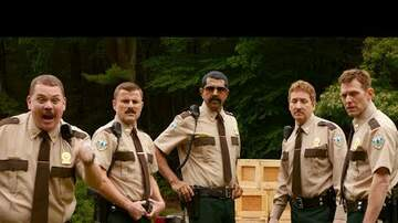 DJ Apprentice - Super Troopers 2 trailer!