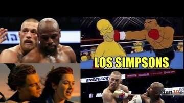 Oscar Gonzalez - Los Memes de la pelea Mayweather vs McGregor