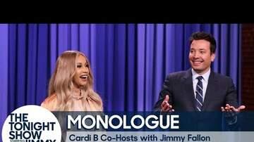 Bo Money - Cardi B on Jimmy Fallon