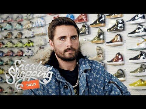 45e3151d5226a Scott Disick goes sneaker shopping with Complex!