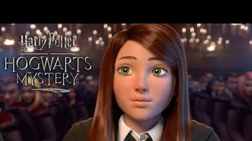 Mason, Remy and Alabama  - Harry Potter mobile game based on life at Hogwarts