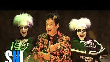 Erika Lauren - Let's Remember the Magic of David S. Pumpkins