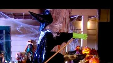Kristy Knight - Make The Witch On Tree Halloween Decoration!
