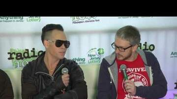 Birthday Show - Radio 1045s Mike Jones Interviews Luke from Empire of the Sun