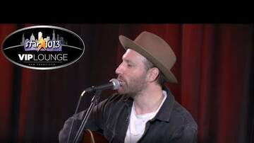Star 101.3 VIP Lounge - Mat Kearney Performance and Interview in the Star 101.3 VIP Lounge!