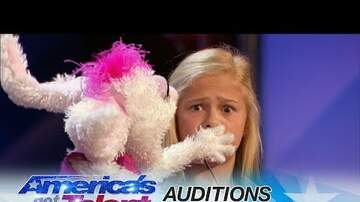 #TRENDING - WATCH: Girl WOWS Judges on America's Got Talent