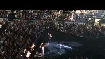 Launa - Faith Hill Booed During St. Louis Show