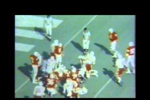 #TBT: Wisconsin 21, Nebraska 20 ... in 1974