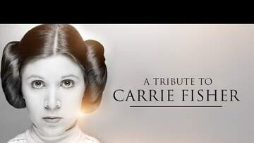 KEVIN AT THE MOVIES - Carrie Fisher Tribute