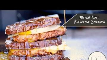 Jami Landis Blog (58594) - French Toast Breakfast Sandwich