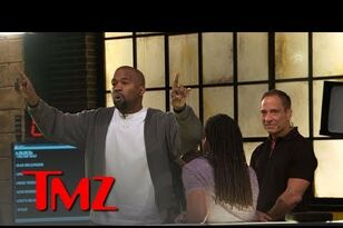 Kanye Gets Told Off in TMZ Newsroom
