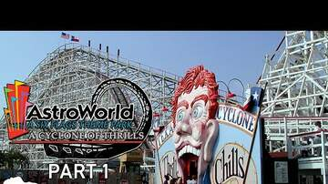 Tammy Daye - A Film Student Documented The History Of Houston's AstroWorld And You'll Want To Take This Roller Coaster Trip Down Memory Lane
