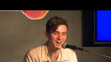Power Performance  - Lauv on Power 96.1's Performance Lounge - Southwest Sound Stage!