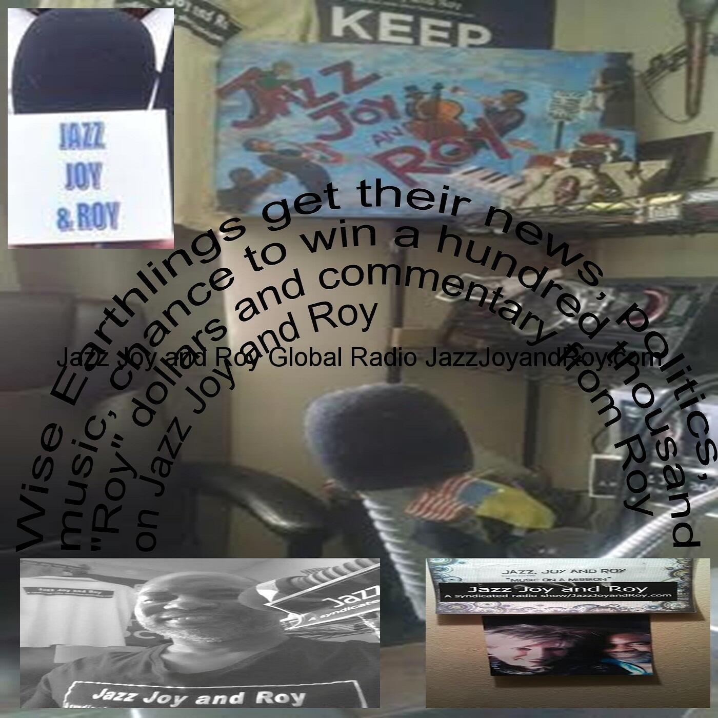 Jazz Joy and Roy Global Radio