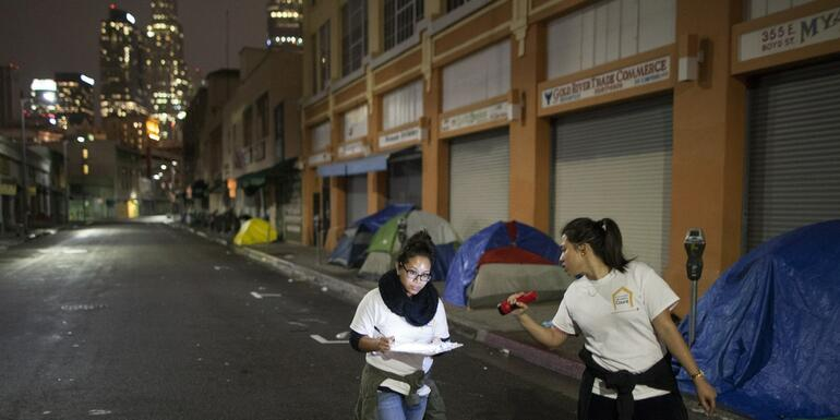 CALIFORNIA CHAOS: LA Considers GIVING FREE HOUSES to City's Homeless Population