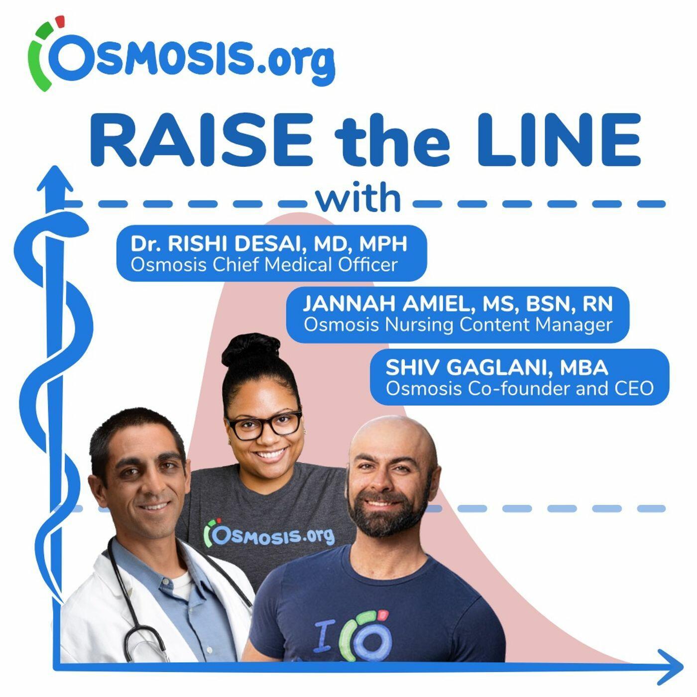Raise the Line