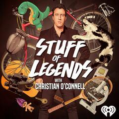 Hamish Blake and the world's smallest dad 👶🕺 - Stuff Of Legends with Christian O'Connell