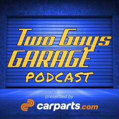 """Keeping Up with """"Fast Jack"""" Beckman - Two Guys Garage Podcast"""