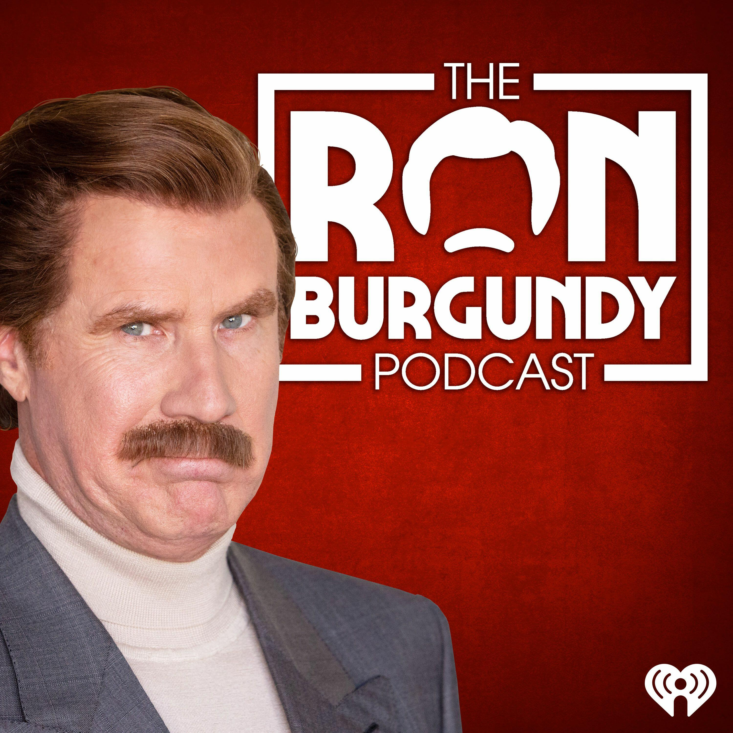 Listen to the The Ron Burgundy Podcast Episode - Oscars on iHeartRadio | iHeartRadio