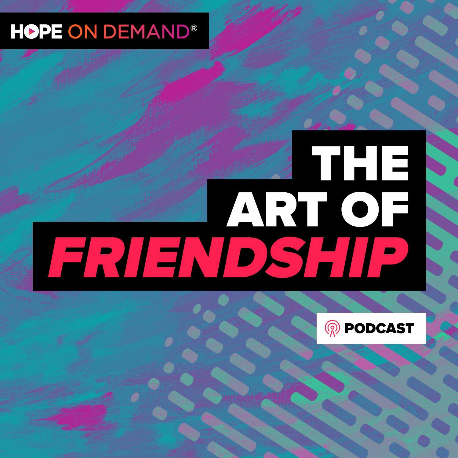 The Art of Friendship with Kim Wier