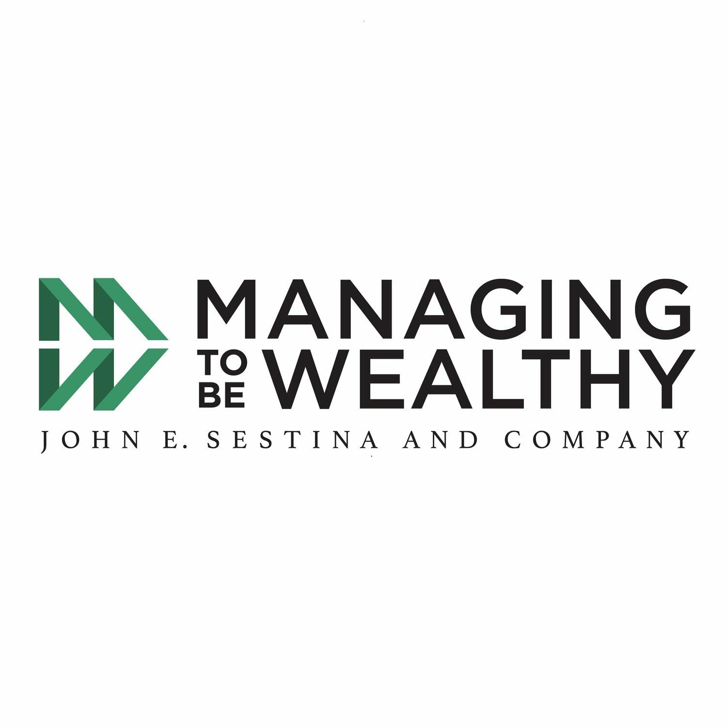 Managing To Be Wealthy