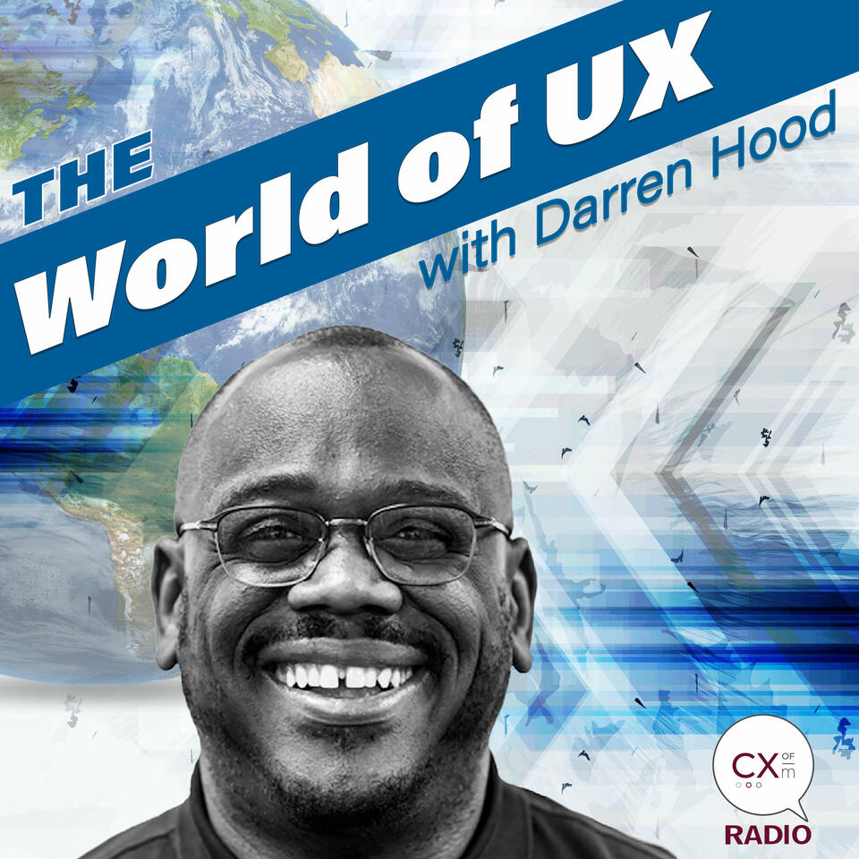The World of UX with Darren Hood