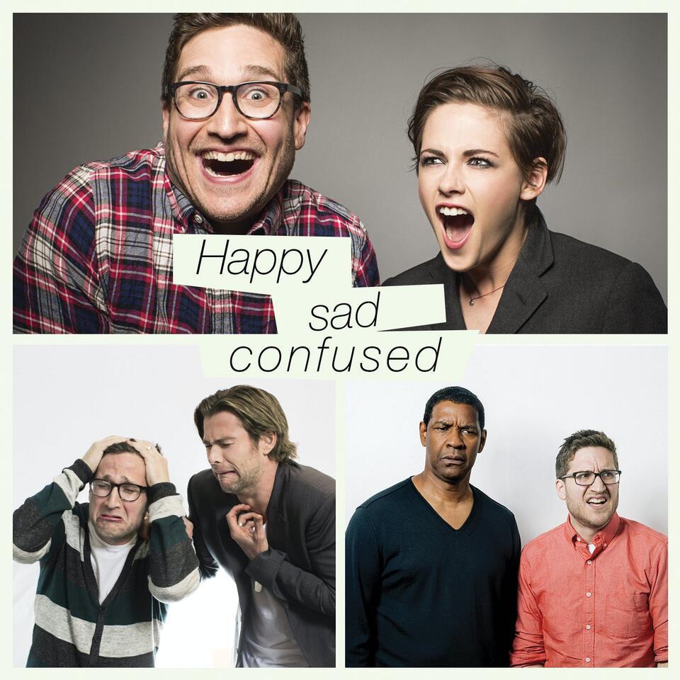 Happy Sad Confused