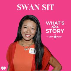 Swan Sit - What's Her Story With Sam & Amy
