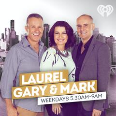 Laurel, Gary & Mark - 4KQ Breakfast