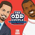 The Odd Couple with Chris Broussard & Rob Parker . ' - ' . Fox Sports Radio
