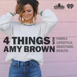 4 Things with Amy Brown