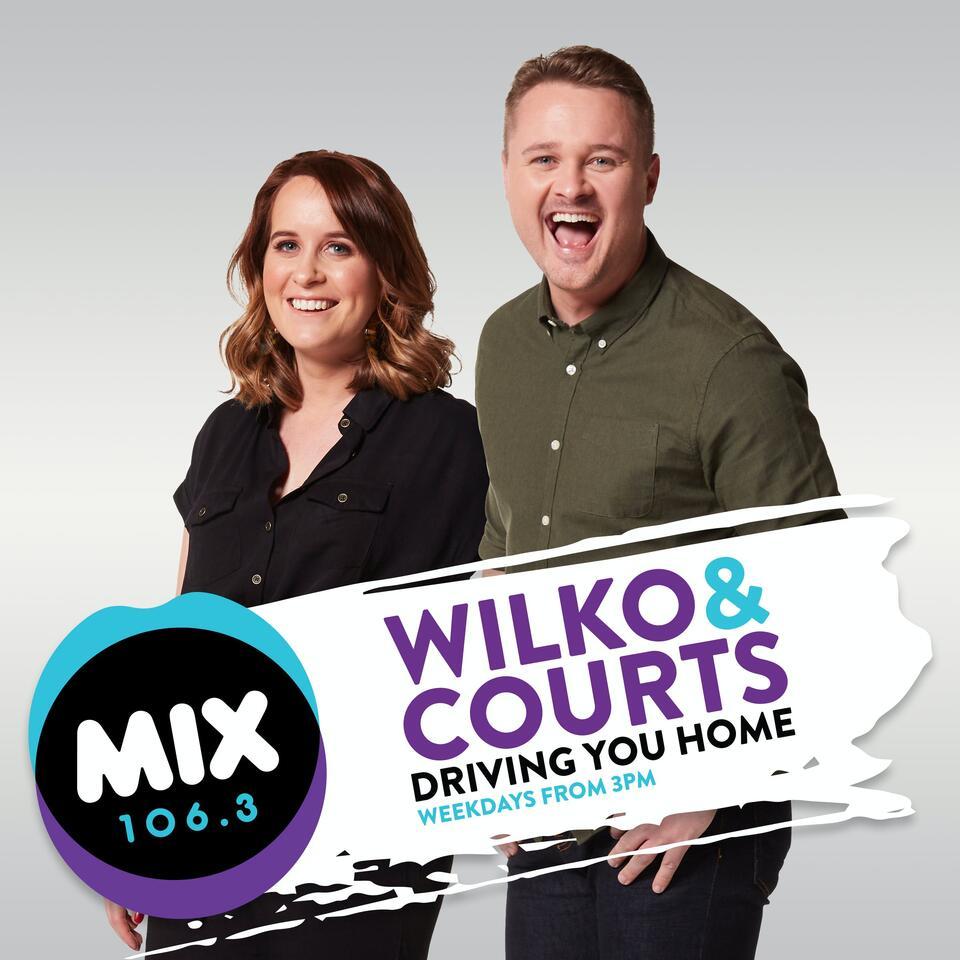 Mix 106.3's Wilko & Courts