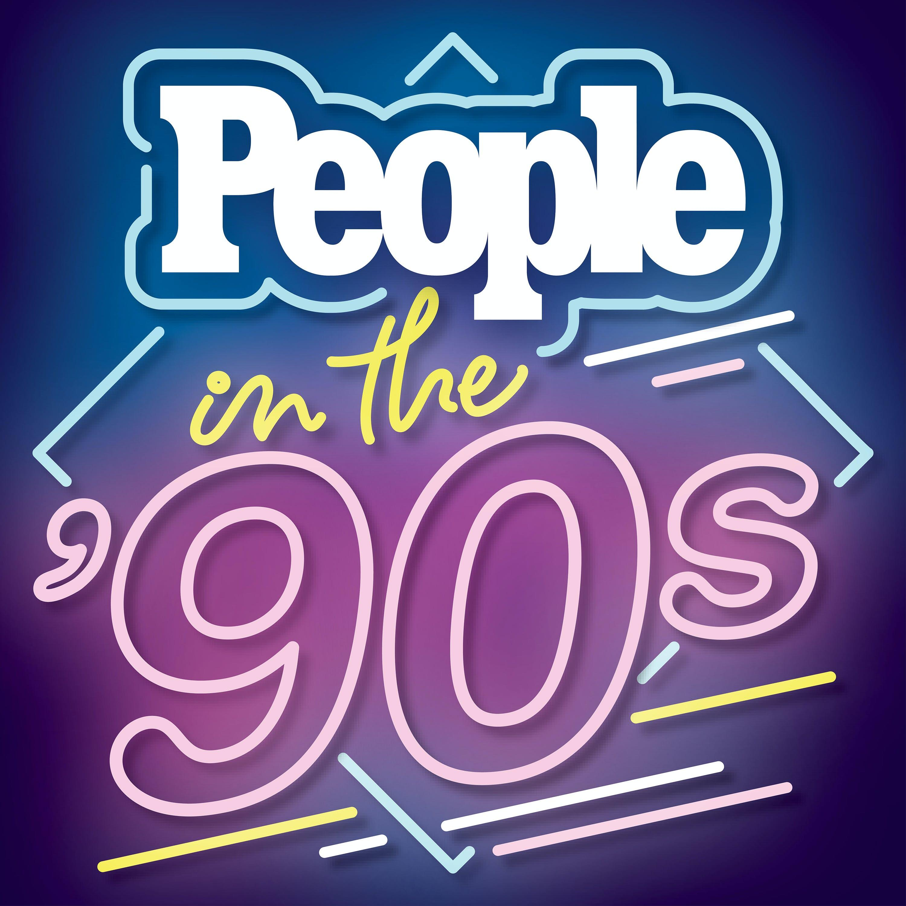 PEOPLE in the '90s