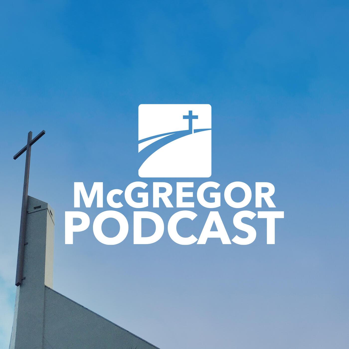 McGregor Podcast