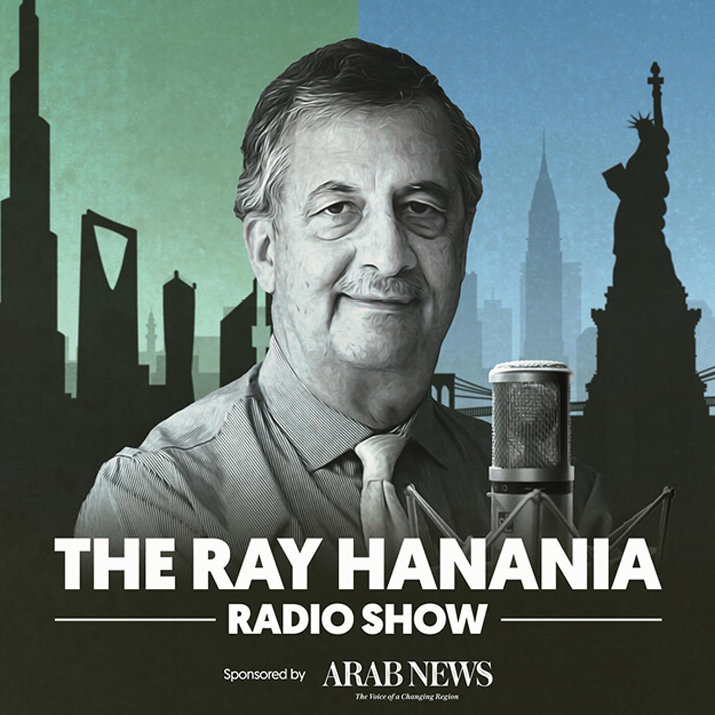 The Ray Hanania Radio Show-Arab News