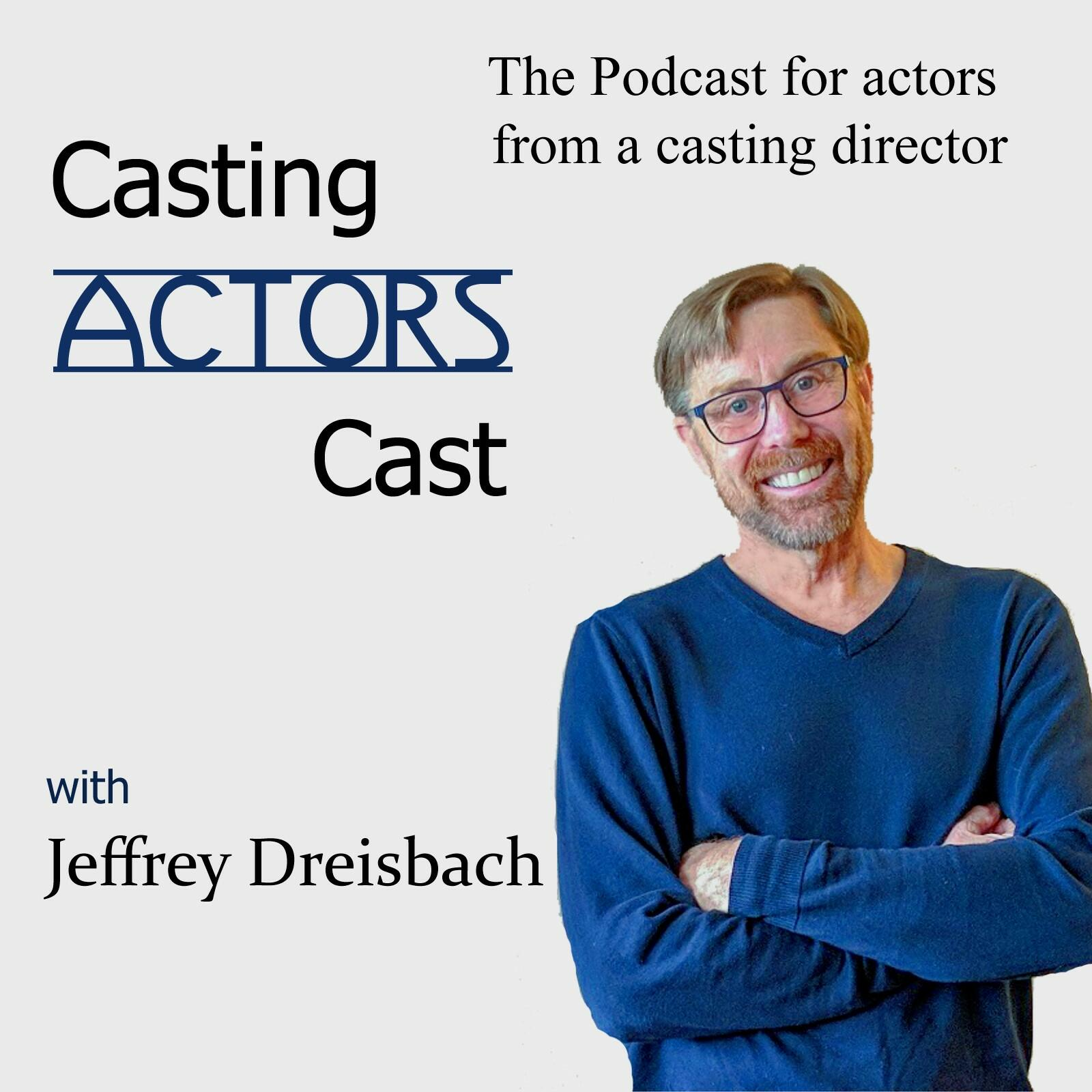 Listen to the Casting Actors Cast Episode - Creative Collaboration