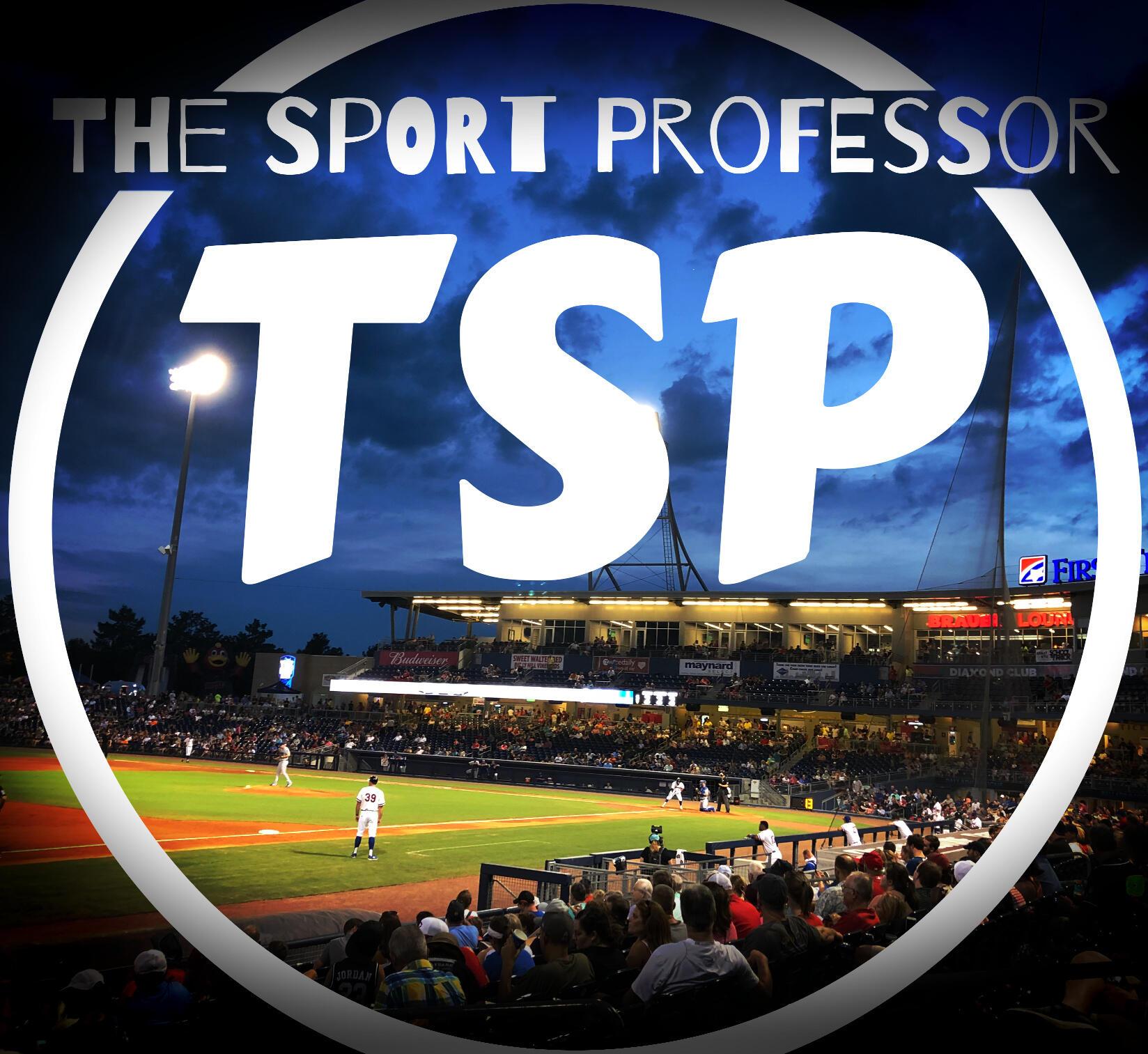 The Sport Professor Podcast