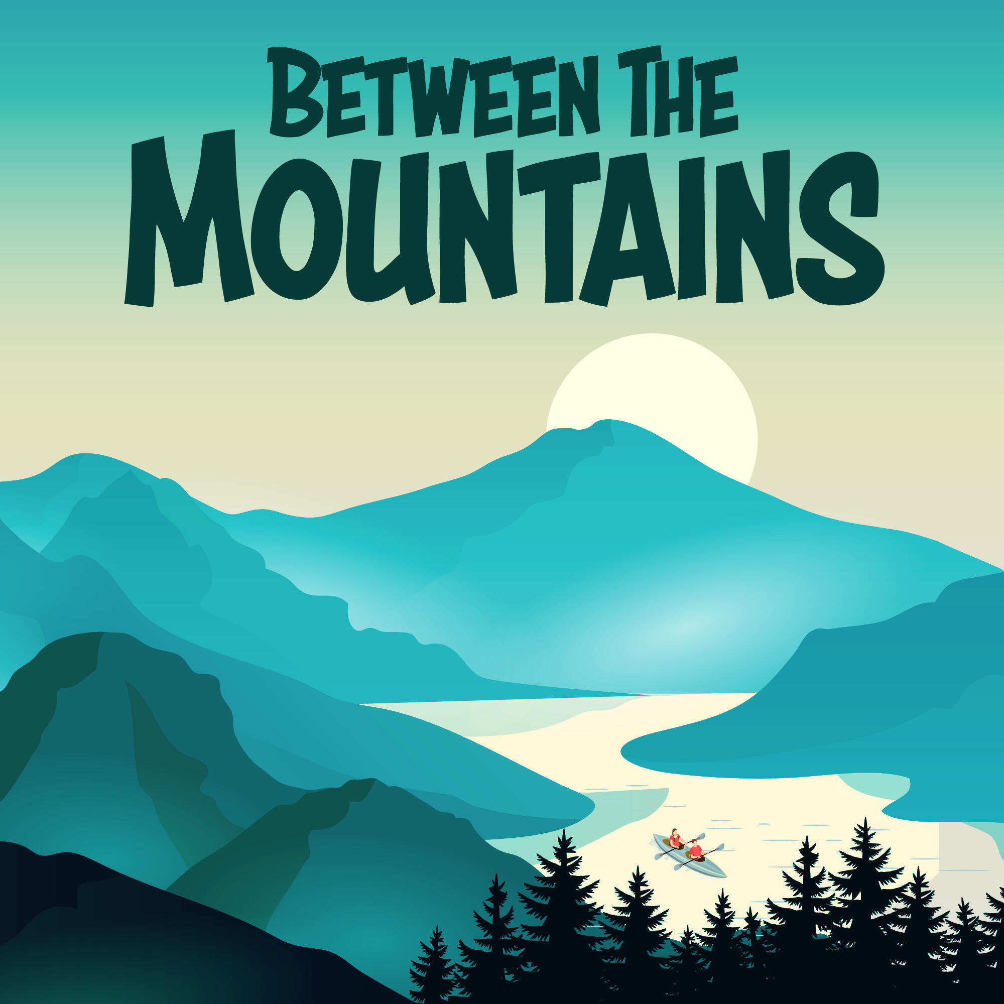 Between The Mountains Adventure Podcast