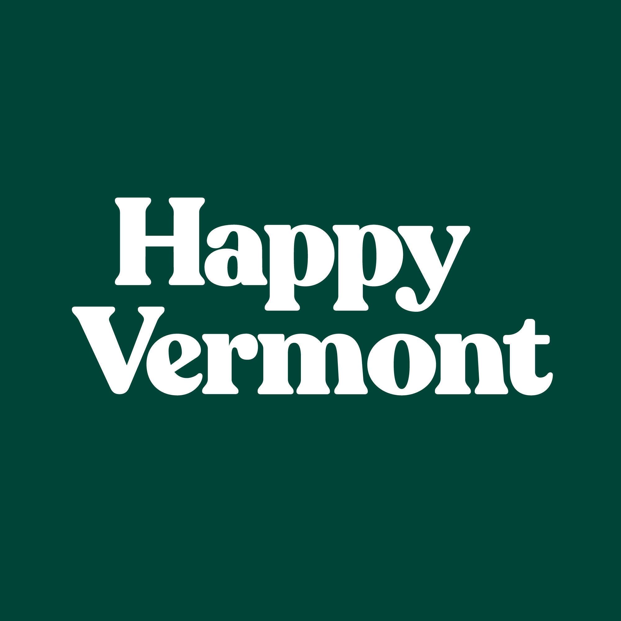 Happy Vermont