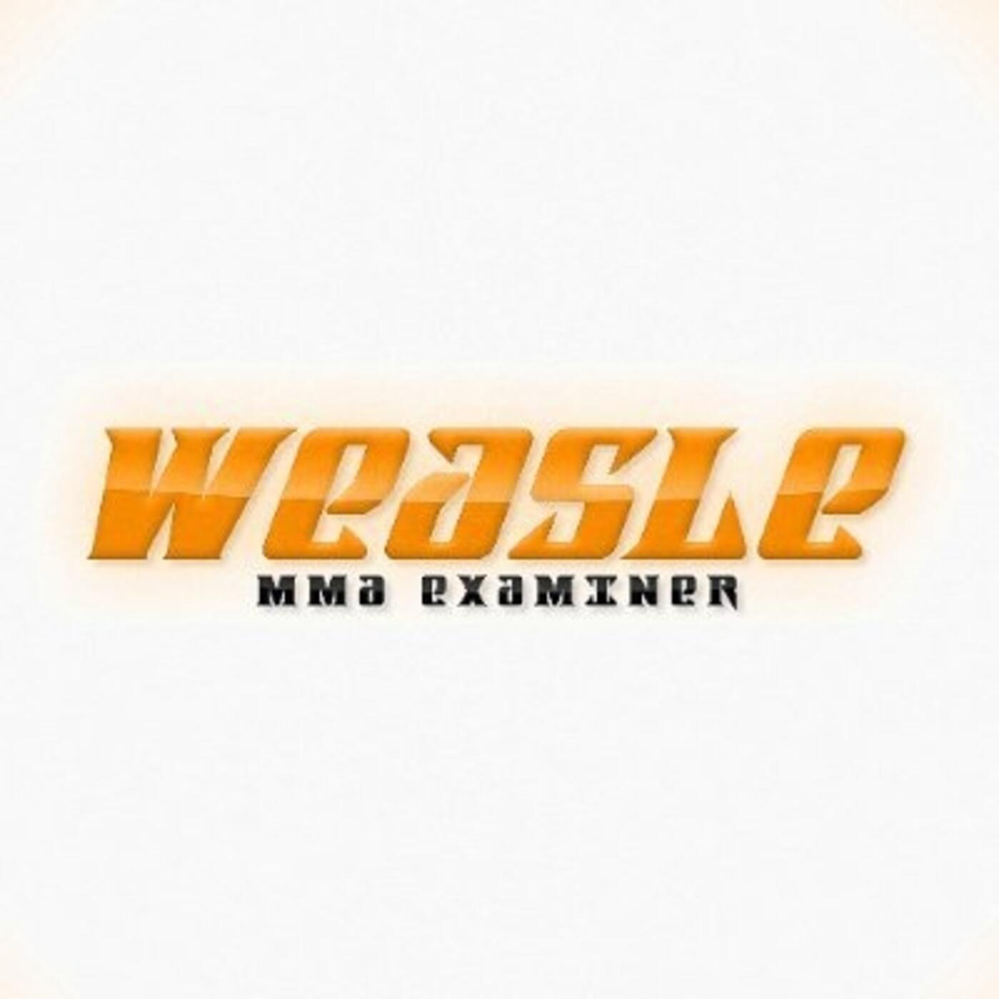 MMA Meeting: Let's Talk with TheWeasle Podcast