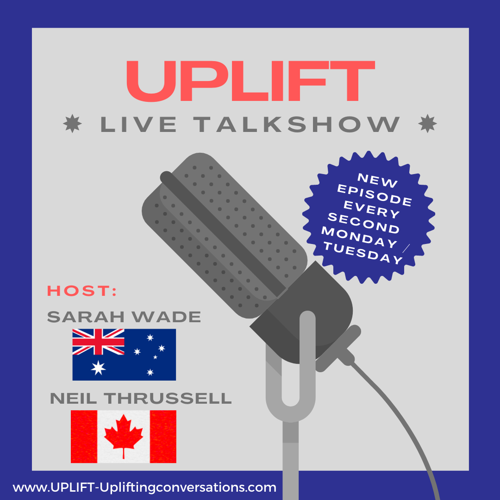 UpLift Uplifting Conversation – UPLIFT – PODCAST