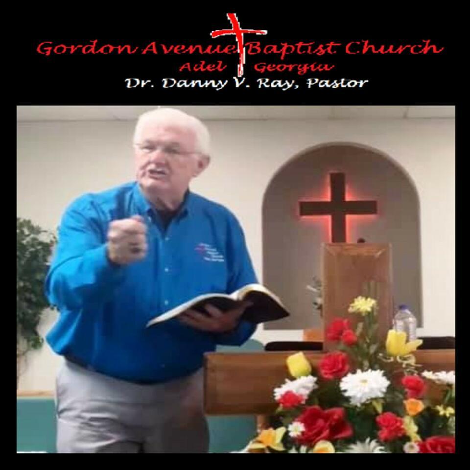 Danny V. Ray Ministries, Gordon Avenue Baptist Church Adel, Ga.