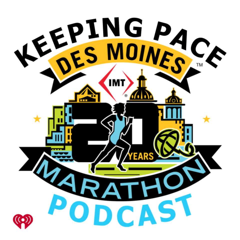 Keeping Pace powered by the IMT Des Moines Marathon