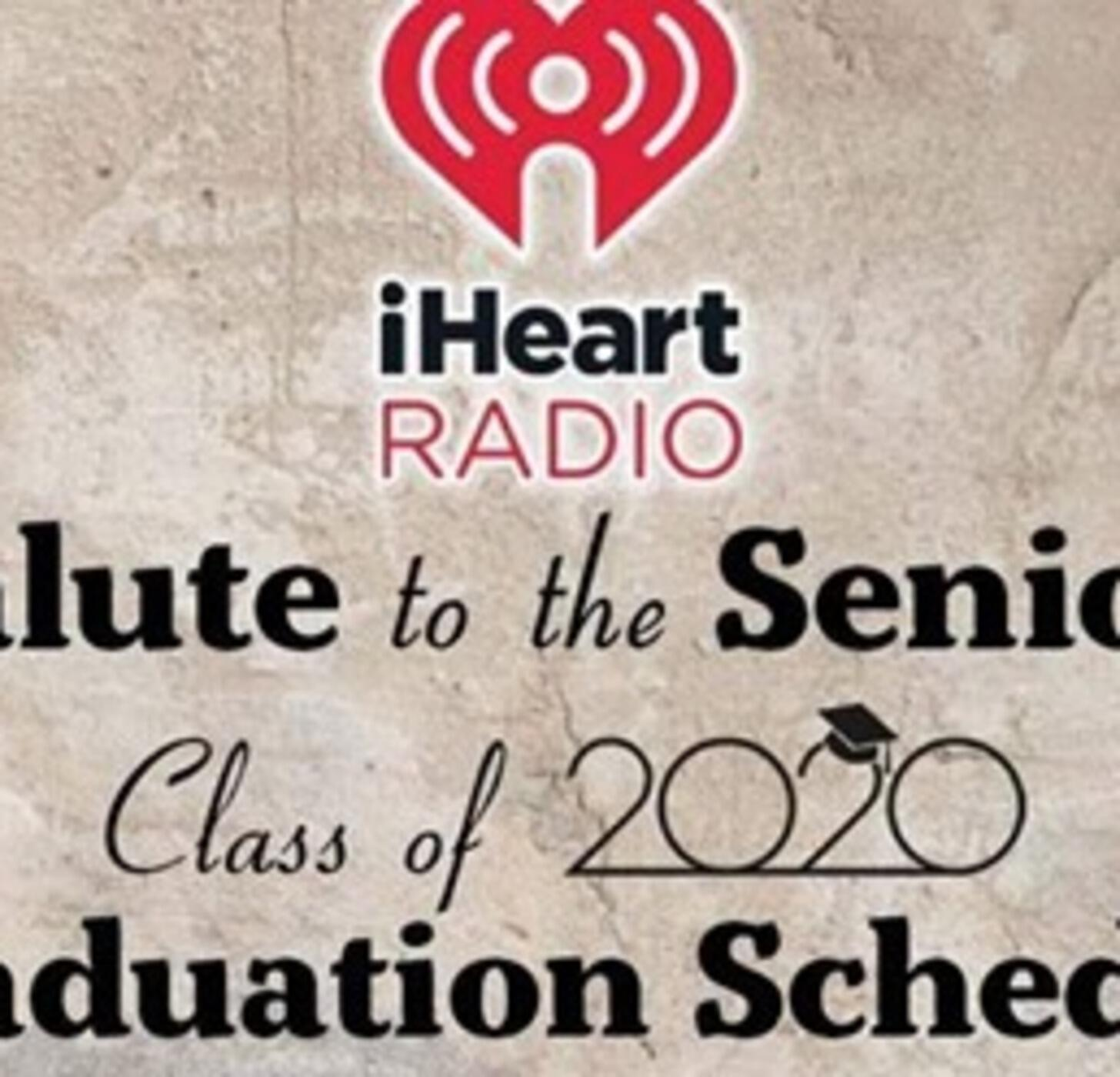 KASH Country 107 5 Salute to the Seniors - Class of 2020